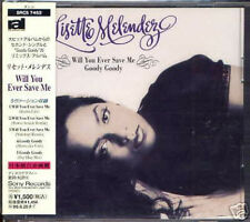LISETTE MELENDEZ WILL YOU EVER SAVE Me Japan CD w/obi
