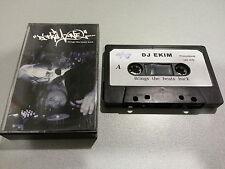 DJ EKIM - Brings The Beats Back  (Tape)  DJ AL KAPONE
