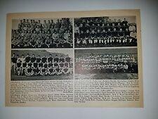 Colorado University Colorado State Idaho Colorado Mines 1935 Football Team Pictu