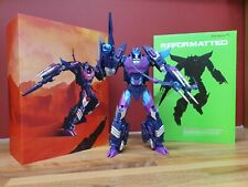 Transformers MMC Mastermind Creations Reformatted Calidus Asterisk Mode Hot Rod