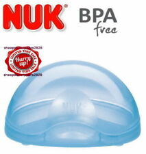 BLUE NUK Baby Soother Pacifier Dummy Travel Storage Box Case Holder