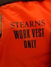 Stearns Type V Pdf Work Vest For Merchant Vessels Uscg Size Adult Universal
