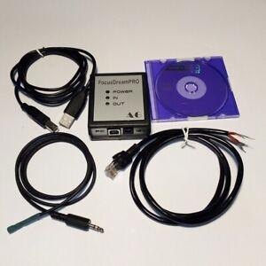 FocusDreamPRO - USB ASCOM, INDIGO Stepper Motor Focus Controller