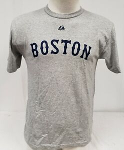 Brand New MLB Youth Majestic Boston Red Sox Short Sleeve Shirt