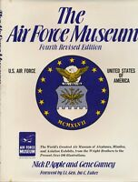THE AIR FORCE MUSEUM - Nick Apple & Gene Gurney (hc/dj) 4th Revised Edition