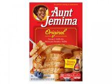 Aunt Jemima Original Pancake & Waffle Mix 907g Food Sauce Creamy
