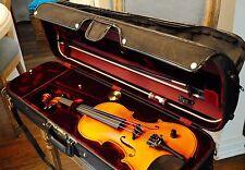 Zeta Strados Scott Joss Signature Series Violin, CodaBow Classic & Bobelock Case
