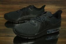 Nike Air Max Sequent 3 Black Anthracite 921694-010 Running Shoes Mens Multi Size