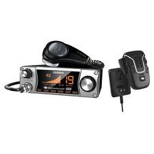 Uniden Bearcat 680 40-Channel Mobile CB Radio + Wireless BC906W Mic