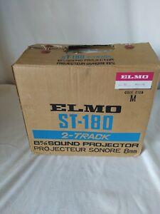 PROJECTEUR 8 mm ELMO ST 180