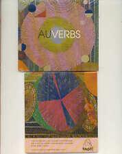 AU - VERBS - 2008 UK CD ALBUM
