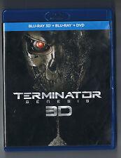 TERMINATOR GÉNESIS 3D (nuevo-España)
