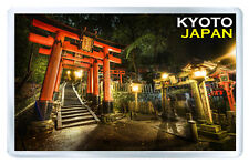 KYOTO JAPAN MOD2 FRIDGE MAGNET SOUVENIR IMAN NEVERA