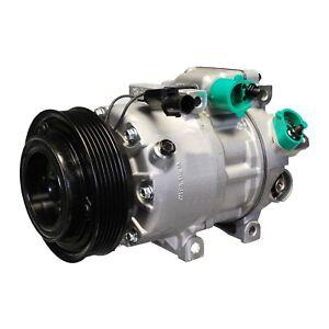 For Hyundai Santa Fe Kia Sorento 2.4 L4 A/C Compressor and Clutch Denso