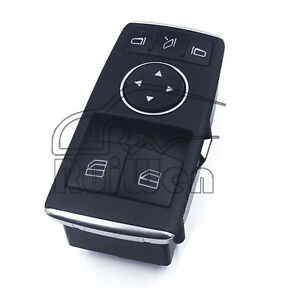Power Window Mirror Switch For Mercede-benz C204 R231 C-Class Coupe 1729056900