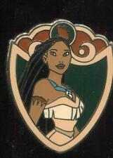Princess Crest Mystery Collection Pocahontas Disney Pin 90912
