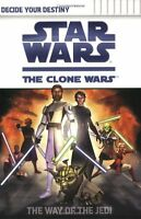 The Way of the Jedi #1 (Star Wars: The Clone Wars) by Jake T. Forbes