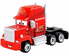 Takara Tomy Tomica Cars Mack (Cars 2 World Grand Prix type) from Japan