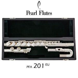 Pearl Alto Flute - PFA-201EU | Curved Headjoint | Split E-mechanism