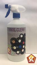 Líquido de limpieza de discos de vinilo, limpiador de anti-estática, 750 Ml