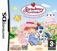 Nintendo DS -   Strawberry Shortcake    ( Rating E)