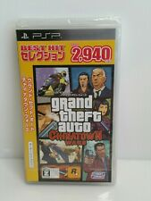 Playstation PSP Grand Theft Auto Chinatown Wars New Sealed Japan 1994 HTF