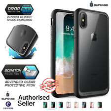 SUPCASE iPhone XS Case,Unicorn Beetle Style Premium Hybrid Protective Clear Case