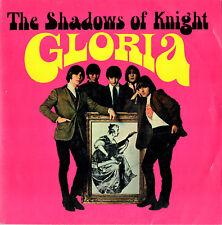 SHADOWS OF KNIGHT gloria / dark side 45RPM 1999 Italy