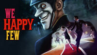 We Happy Few Steam Game Key (PC) - Region Free - (no CD/DVD)