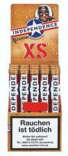 Independence Cigarren XS Xtreme Tubes (Vanilla)