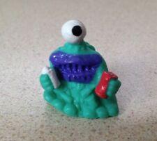 NEW # 146 Aqua Teal Junkclops Monster Series 2 The Trash Pack Trashies