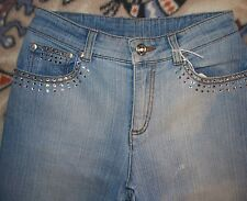 cachcach Jeans Girls Size 8 Good Condition