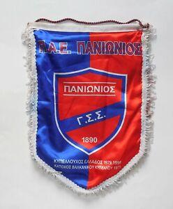 Panionios B.C. Basketball Pennant FIBA Euroleague Flag Greece