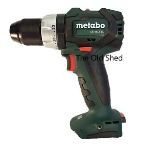 METABO 18V BRUSHLESS CORDLESS HAMMER DRILL DRIVER MADE IN GERMANY.