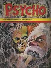 REVUE . PSYCHO N°4 . 1972 .