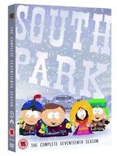South Park Season 17 Complete Series Seventeen Region 4 DVD