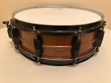 "Ludwig Supraphonic 14x5"" Aluminum Snare Drum Vintage Refinished"