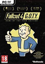 Fallout 4 GOTY PC DVD