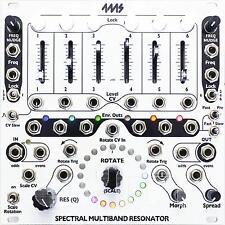 4ms Spectral Multiband Resonator (SMR) : Eurorack : NEW : [DETROIT MODULAR]