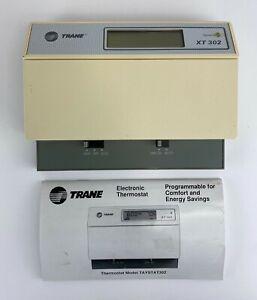 Trane XT302 Electronic Programmable Thermostat, Ivory - VTG TAYSTAT302