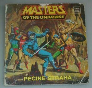 Masters of the Universe / Pećine straha / Slobodna Dalmacija / Yugoslavia