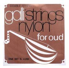 Galli Strings, corde, per Oud, suoni, Anc Set n. 0.200