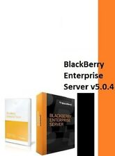 BlackBerry Enterprise Server 5.0.4 & 20 CALS - for PGP Encryption Networks