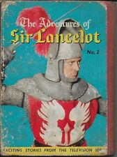 The Adventures of Sir Lancelot, No. 2 Annual, TV tie-in