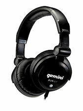 Gemini DJX-07 Professional DJ Headphones %7c DJ %7c Disco %7c Party *NEW*