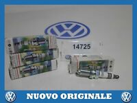 4 Pieces Spark Plug Original Audi A6 2.7 T 1999 2005