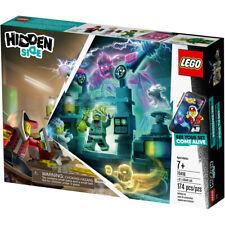 Lego Hidden Side J.B.'s Ghost Lab Building Set - 70418