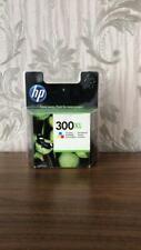 Genuine Original HP 300XL Colour Ink Cartridge CC644EE** EXPIRED JUNE/2017***