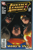 Justice League of America #0 2006 [Michael Turner] DC mD