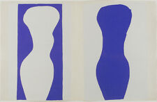 Henri Matisse - Jazz Portfolio - Formes - 1983 MOMA Special Edition Reproduction